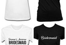Brides Maids / Strooimeisies
