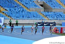 Rio 2016 Athletics Test Event