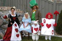 birthday party w Alice Wonderland
