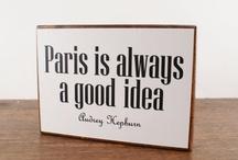Paris / by Jenny Bamford-Perkins