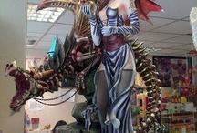 Dragons / All things dragons