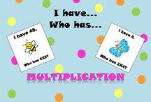 Math - Multiplication/division / by Leah Bodeen Meiser