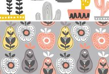 Print Pattern Colour