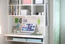 Home Office / by Betsy Burgin