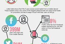 Social Media Tips / Dicas sobre mídias sociais | Social media tips