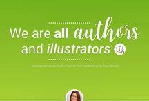 Book Creator Inspirational Quotes