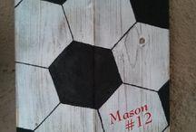 Soccer Team DIY