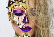 Skulls-Make-Up