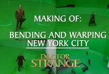 Making of Doctor Strange