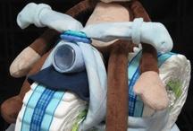 baby shower crafts / by Debbie Barnes