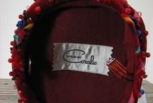 Vintage hat: Coralie / by Mary Robak