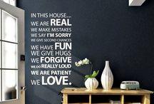 Beautiful Words, Beautiful Homes