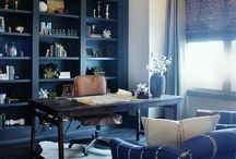 Office Design Ideas / by Ashley Mandeville