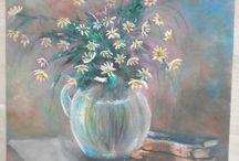 My paintings / My work