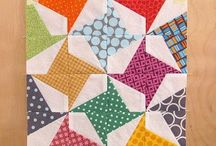 Wonky Quilts and Quilt Blocks / Pattern, Tutorials, Freebies, and layouts for wonky quilt blocks and quilts