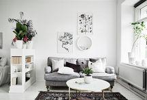 Vardagsrum - Living room