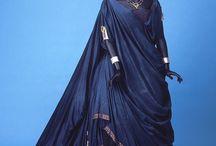 inspirace šaty, kostýmy