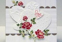 Cardmaking, love / by Jette Hansen