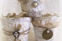 Shabby/ altered inspiration.