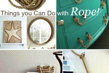 progetto maniglia corda