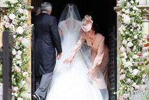 Weddings {royal fashion}