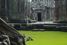 Ancient temple AMAZON