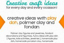 Polimer clay, salt-dough & fondan tutorials / Gyurma,Fimo,fondan és só-liszt gyurma figurák / Step-by-step polimer clay, play-doh,salt-dough,and fondant tutorials. For more craft ideas visit our site: http://www.mindy.hu/en ◄◄ ║ ►► Gyurmázással kapcsolatos kreatív ötletek : levegőre keményedő gyurma, süthető gyurma, só-liszt gyurma és fondtan útmutatók (Ha magyarul szeretnéd látni az ötletek leírását a Mindy oldalán: a Mindy-n a menü alatti szürke sávban az oldal tetején találhatod a nyelvváltás gombot!) Még több kreatív ötlet: http://www.mindy.hu/hu