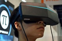Developent of Virtual & Augmented Reality