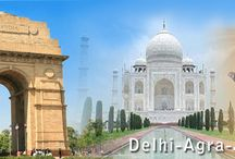 Golden Triangle Tour Packages India / India, is a fabulous country, where you will experience everything. If you are here as a tourist, and want to see everything, so I suggest going to the north-west of the country on one of the best golden triangle tour packages India and discover history, heritage, culture everything's at three historical cities - Jaipur, Delhi and Agra.