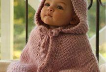 ponchon laine bebe