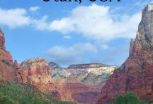 Utah / All about Utah's attractions, adventures, culture, food, and accommodations.