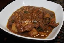 Naadan Mutton Curry Recipes / Kerala naadan mutton curries