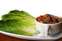 dragon boat lettuce wrap