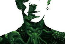 Lovecraft's Portraits