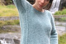 Sweater Patterns / A board celebrating all the garments we'd love to knit. Knitting patterns for sweaters, vests and cardigans.