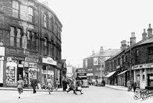 The town of birth  / A working class place known for having strong links with the textile industry. So much so that it became part of the area know as 'The Heavy Woollen', in conjunction with neighbouring Dewsbury