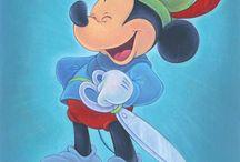Disney Artist Bret Iwan