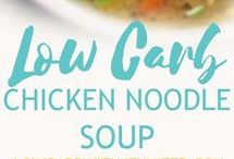 Low Carb Under the Weather Recipes