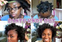 Naturaaal hair