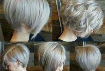fryzura krótka