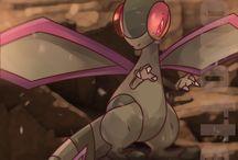 Tony's Pokemon