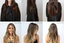 Hair Insp / włosy, fryzury