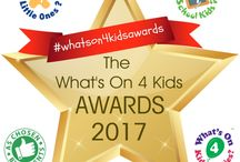 Kids Activity Awards 2017