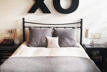 Our bedroom / Bedroom / by Erin Scheibelhut-Stears