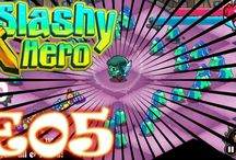 Slashy Hero E05 Game Play Walkthrough Android