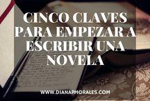 Consejos para escribir una novela