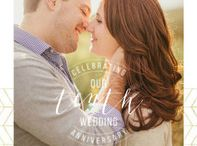 Wedding Photo Books / Our custom designed wedding albums and guest books.  / by Mixbook