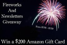 Books and Stuff Giveaways