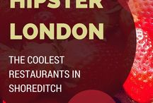 shoreditch restaurants