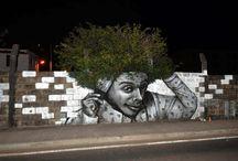 Utopia street ART